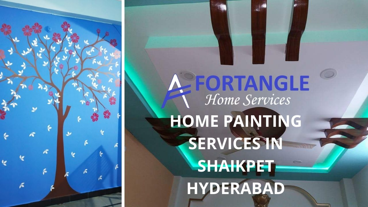 Home Painting Services in Shaikpet Hyderabad