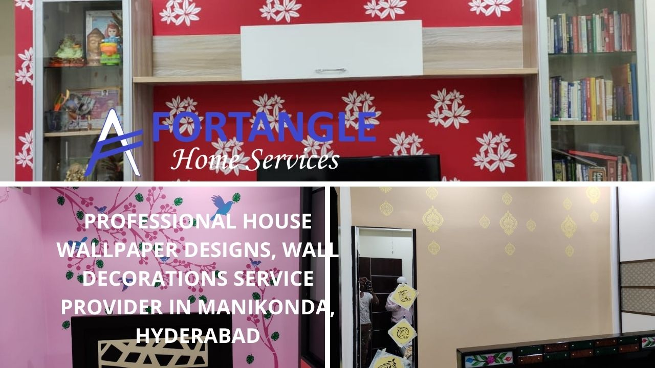 Wallpaper Designs in manikonda